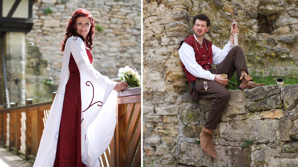 Hochzeit Mittelalter
